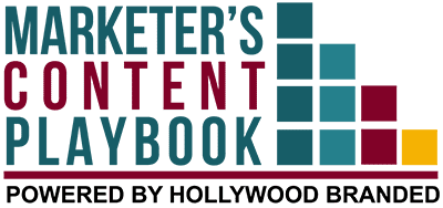 marketers content playbook